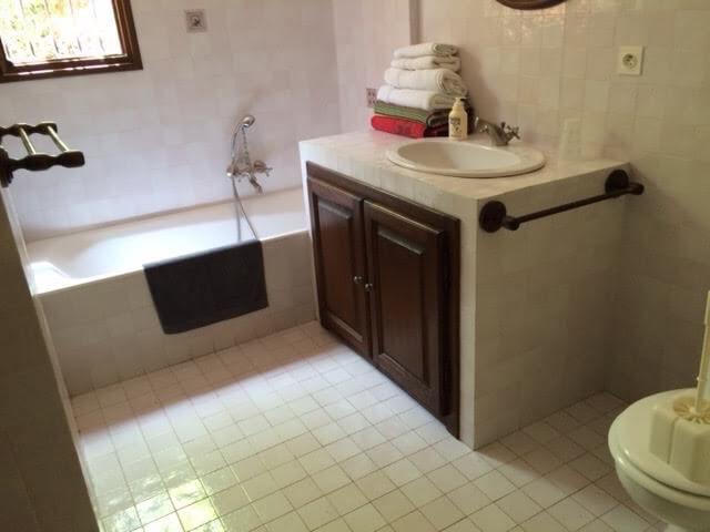 U Castellu Bathroom