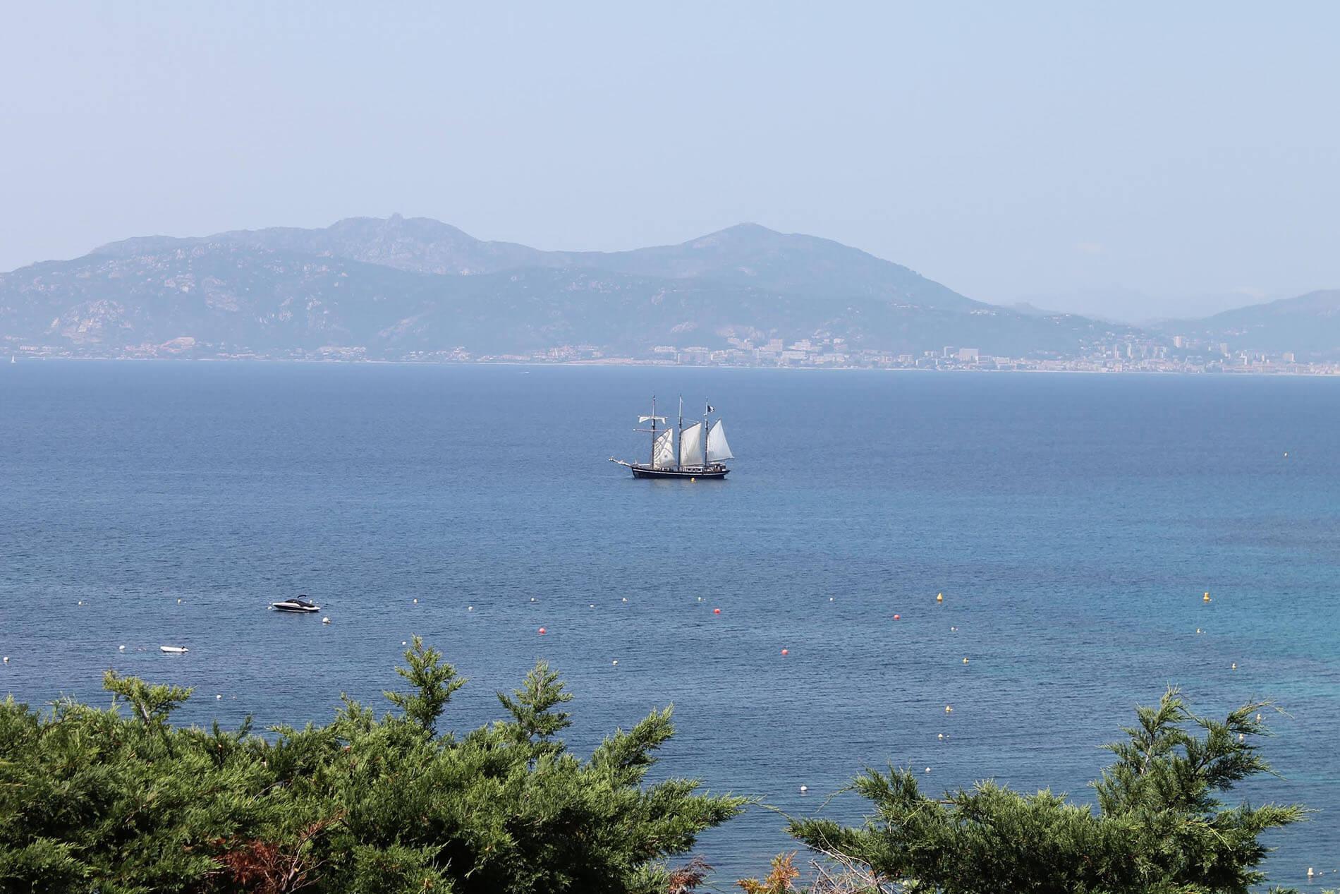 U Castellu Beach Beautiful view