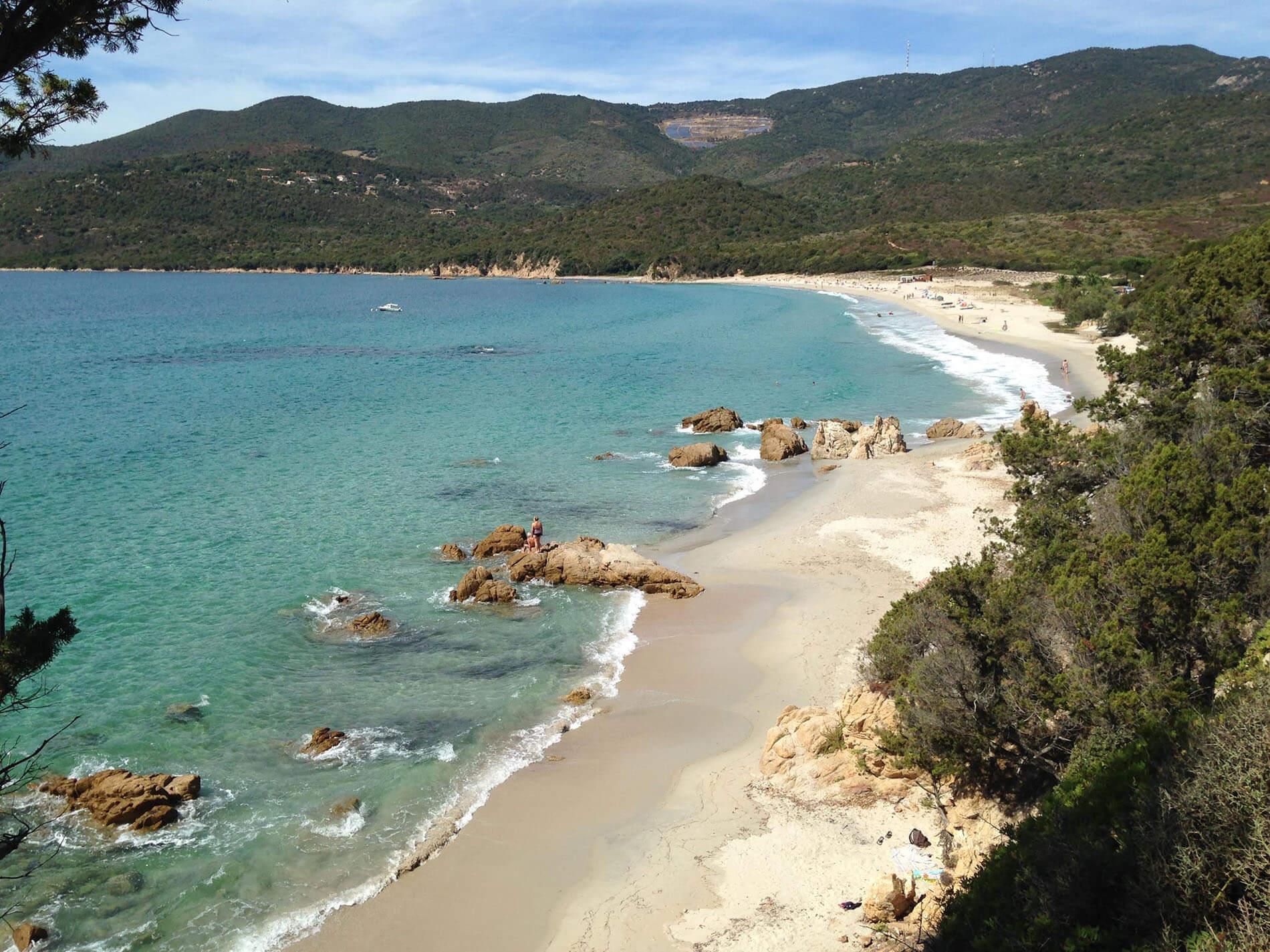 U Castellu Beach