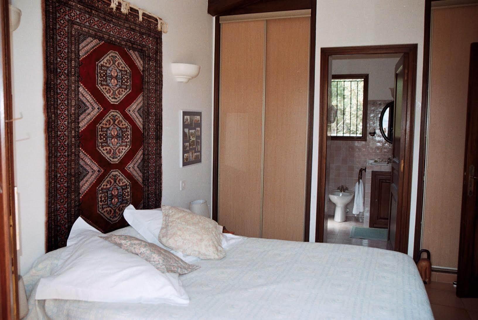 U Castellu Bedroom