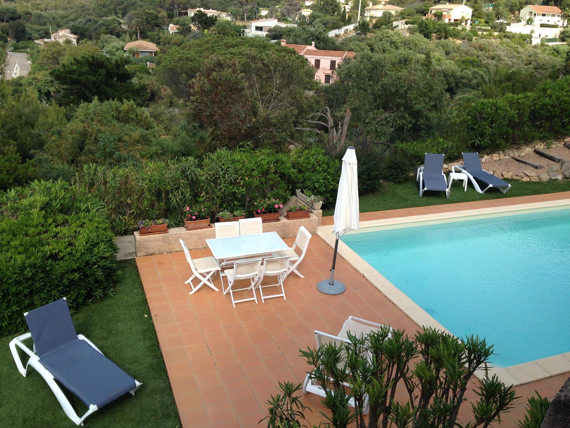 U Castellu Pool Garden