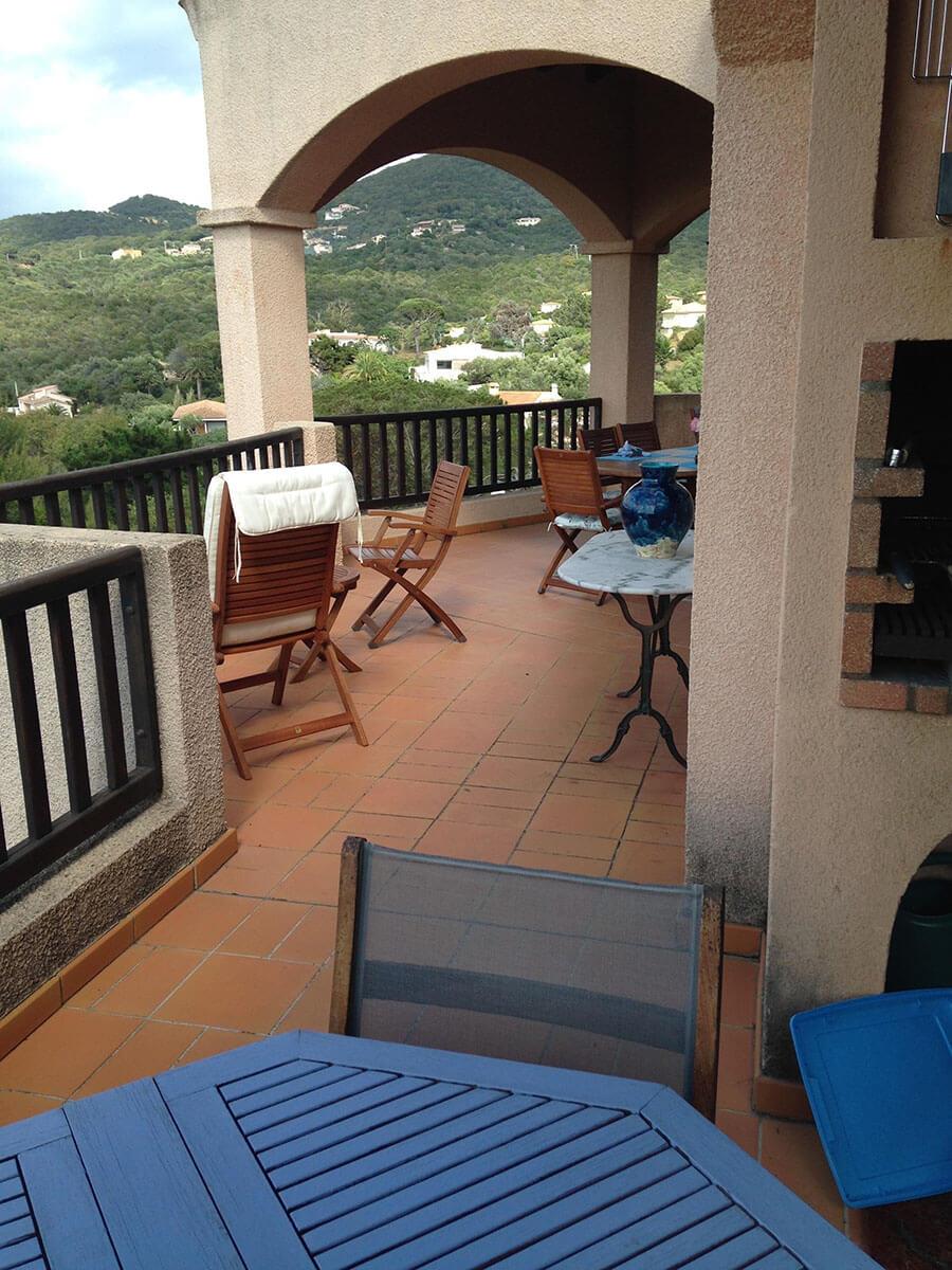 U Castellu Rest Chair