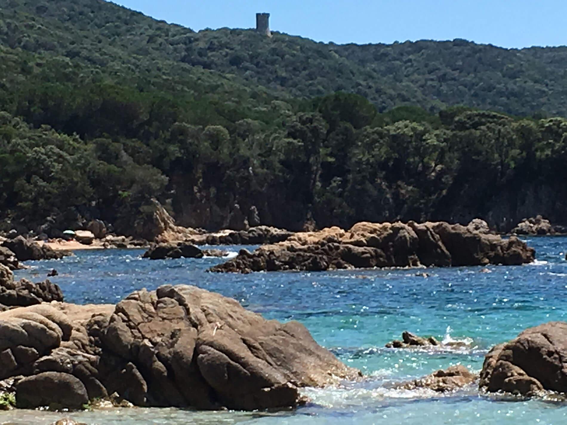 local place to enjoy U castellu