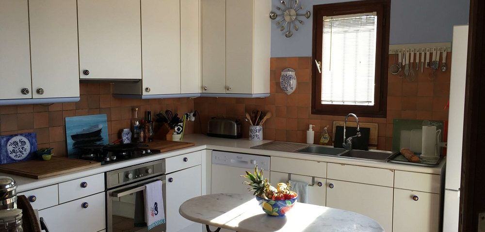 A new look for our kitchen