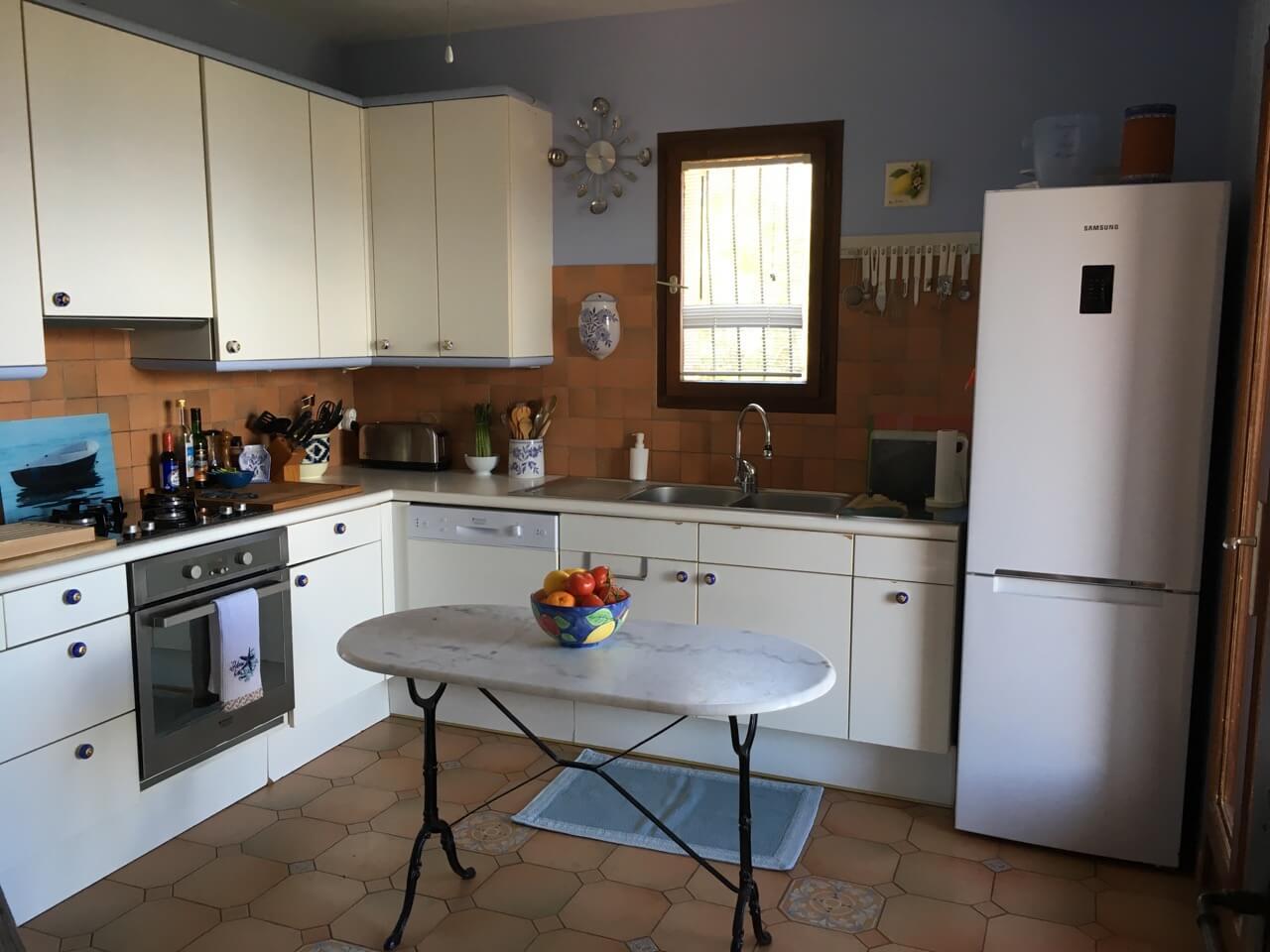 Kitchen Newest with fridge