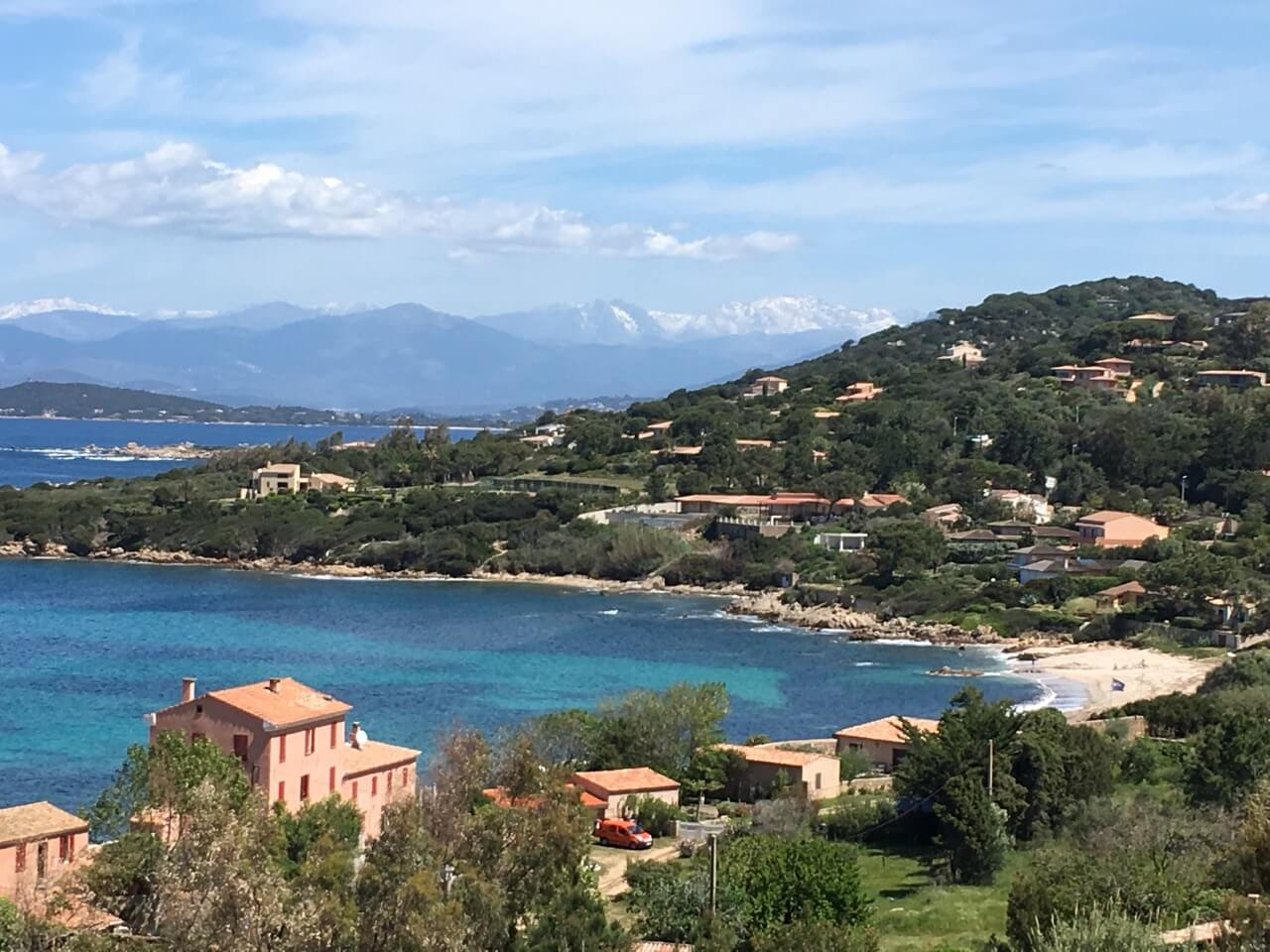 my corsican villa - Life is good to us
