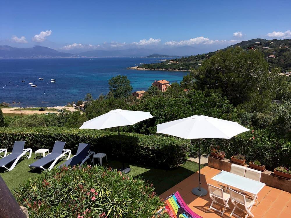 U Castellu Corsican Villa near Beach